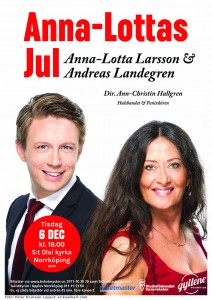 Anna - Lottas jul Norrkoping