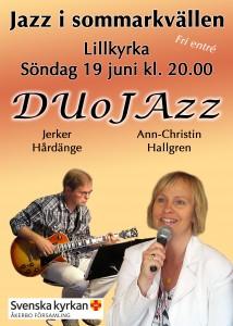 Jazz i sommarkvällen