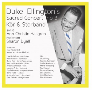 Sacred Concert no 3 CD Duke Ellington
